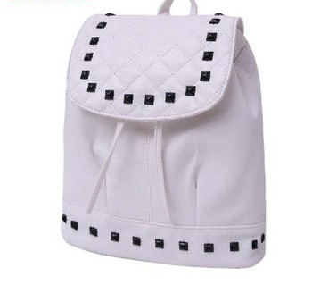59.99 USD 4 цвета 2448 холст рюкзак сплошной цвет большой емкости для отдыха renjie Чжоу 3.18