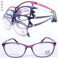 Wholesale 6117 butterfly shape full-rim with sewing thread temple ultra lightweight ULTEM optical eyeglass frames free shipping