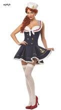 Sexy dengan Navy Halloween