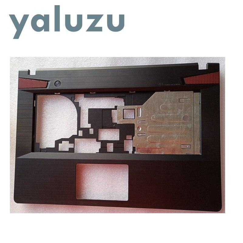 YALUZU nouveau pour Lenovo Ideapad Y400 Y400N Y410P Y430P C coque palmrest housse supérieure ordinateur portable remplacer coque pas de pavé tactile noir C