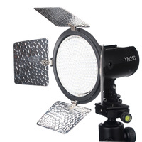 Yongnuo YN216 Pro LED Studio Video Light with 4 Color Plates for Camcorder DSLR + NP F750 Battery + Charger CD30