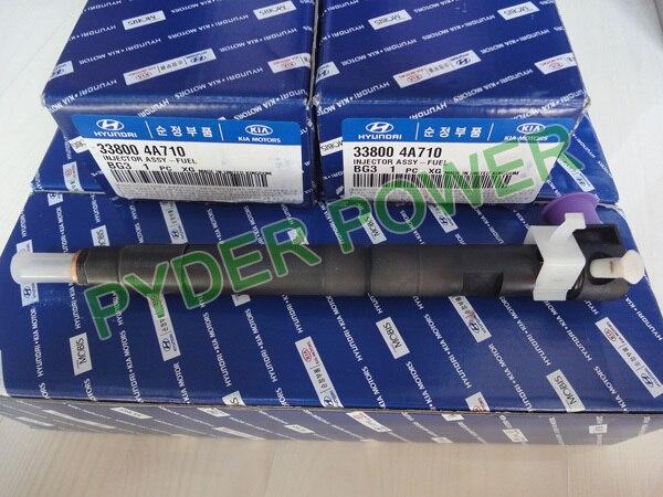 28229873 33800-4A710 original common rail injector 338004A710
