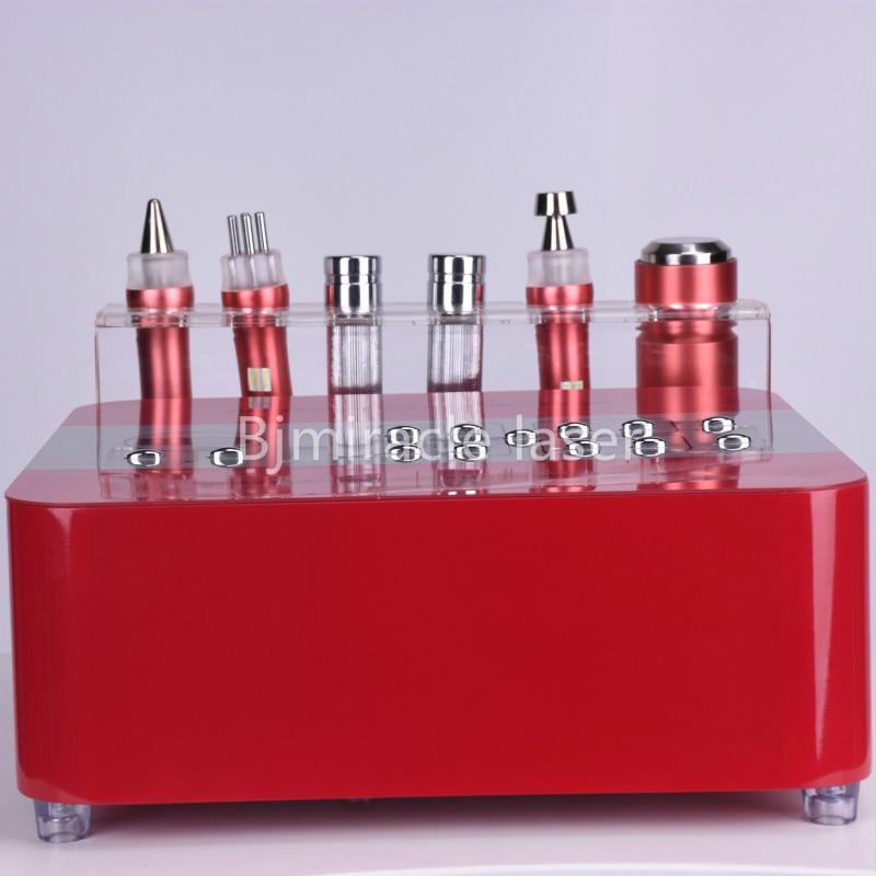 6 In 1 Diamond Tips Microdermabrasion Oxygen Sprayer Skin Care Machine Diamond Dermabrasion Machine