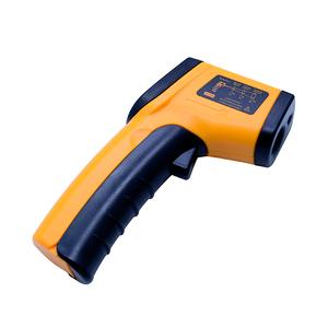 Image 4 - Digital gm320 Infrared Thermometer non contact infrared thermometer temperature Pyrometer IR Laser Point Gun   50~380 degree