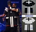2016 nuevos Estilos de ropa hombres camisetas reyes pasados camiseta Top camiseta T Shirt Camiseta de Los Hombres Ropa jay z Ropa de Justin Bieber