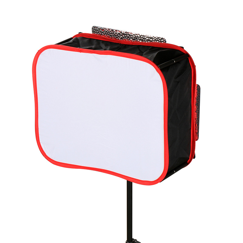Image 5 - New Softbox Diffuser for YONGNUO YN600L II YN900  Led Video Light Panel Foldable Soft Filter Photography light accessories box-in Softbox from Consumer Electronics