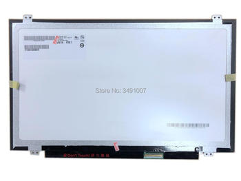 B140XTN02.8 fit B140XTN03.7 fit B140XTN03.6 B140XTN03.0 B140XTN02.0 LTN140AT20 B140XW03 40 pin LCD LED SCREEN Panel