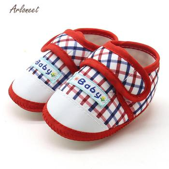 ARLONEET baby boy shoes fashion baby shoes Warm baby  shoes first walker Soft Sole Prewalker Warm Casual Flats Shoes JA5