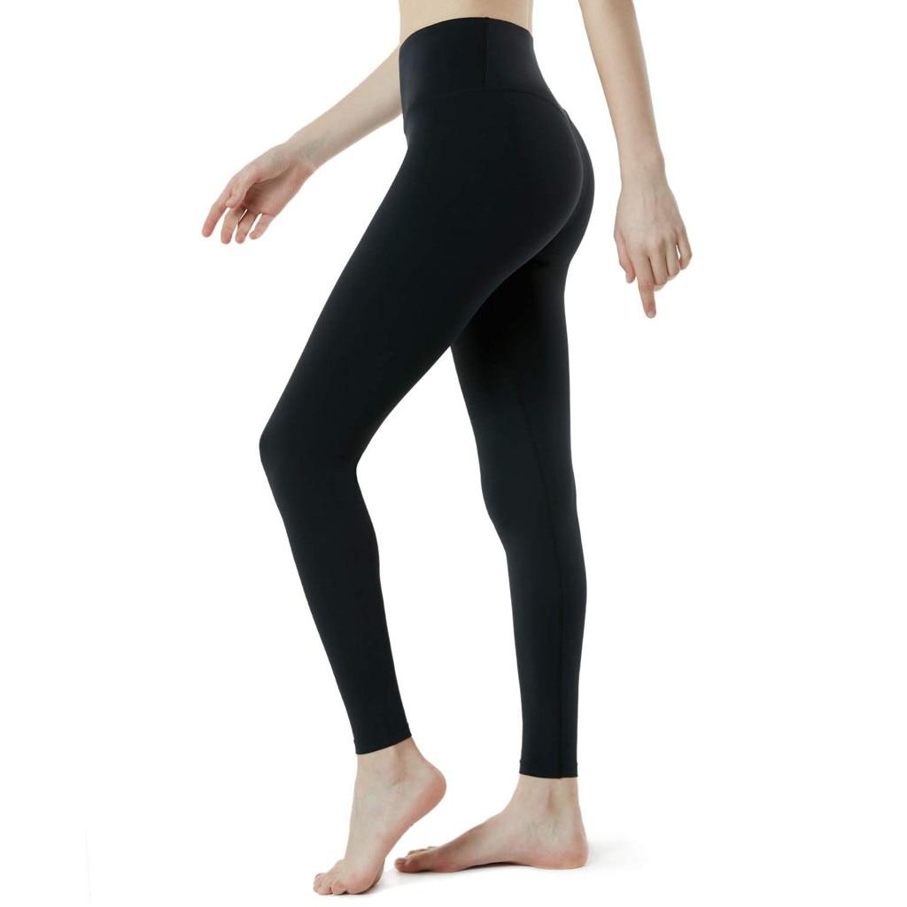 Leggings Women High Waist Sports Fitness Leggings Pants Athletic Trouser Leggins Mujer New Female Workout Stretch Pants