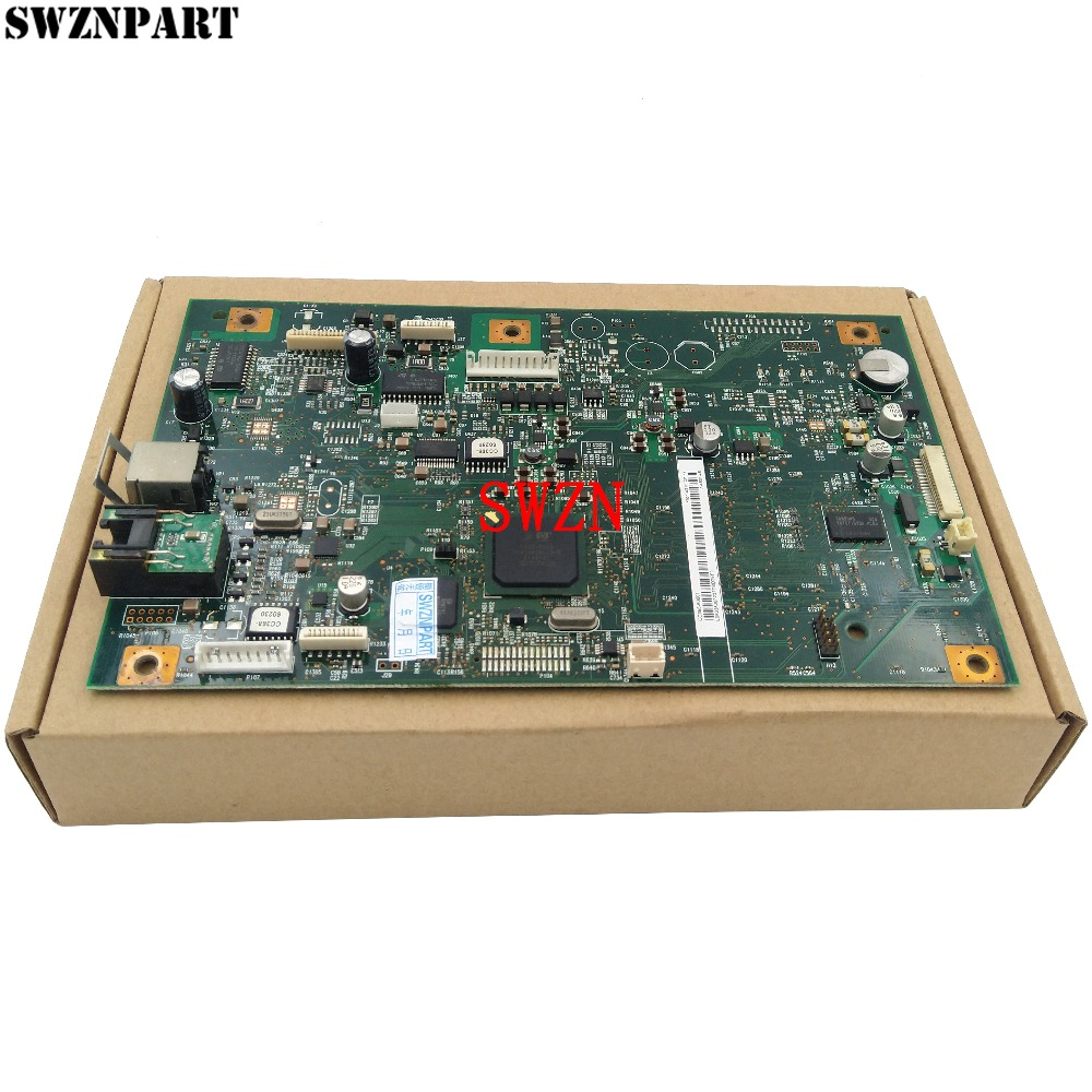 formatter board MainBoard mother board Main Board logic board for HP M1522 M1522NF 1522NF CC368-60001 M1522N 1522N CC396-60001 formatter pca assy formatter board logic main board mainboard mother board for hp m1522n 1522n 1522 cc396 60001