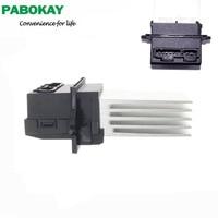 Blower Motor Resistor For Renault Master II Megane Scenic for Peugeot 406 509885 6441.L1 7701045870 77 01045870 509885 F661747L
