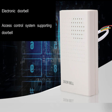 12V wired doorbell Access control accessory without battery electronic