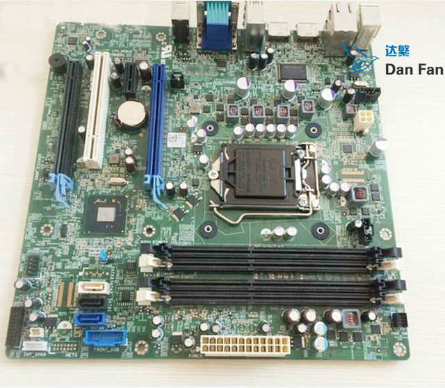 0W2F8G For DELL Optiplex 9010 7010 MT Desktop Motherboard C3YXR M9KCM KV62T  X9M3X Mainboard 100%tested fully work