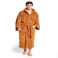 Unisex STAR WARS Jedi Sith Cosplay Pajamas Winter Warm Flannel Adult Jumpsuit Homewear Onesies CS26258