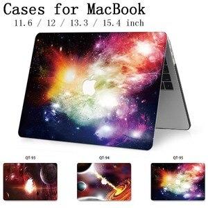 Image 1 - 2019 Máy Tính Bảng Túi Dành Cho Notebook Macbook Laptop Tay Mới Cho Macbook Air Pro Retina 11 12 13 15 13.3 15.4 Inch Torba
