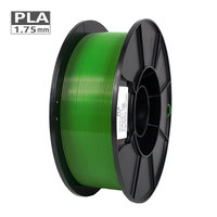 PLA 1.75mm threads filament NET 1KG PLA FOR 3D PRINTER Sending from RU Moscow 06