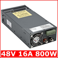 Electrical Equipment & Supplies> Power Supplies> Switching Power Supply> S single output series>SCN 800W 48V