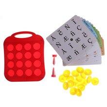 2068169371 Crianças Treinamento da Memória Matching Pair Jogo Link Up Xadrez Brinquedos  Educação infantil Criança Pai Brinquedo Interativo .