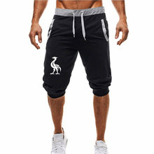 Summer Mens Shorts Casual Fitness Shorts Joggers Fashion Brand printing Men Plus Size Trousers Sweatpants Short Homme Clothes