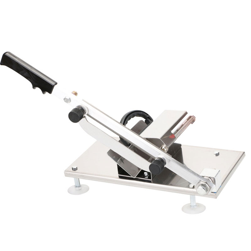 Meat Grinder Automatically Send Beef and Mutton Slicer Home Manual Meat Slicer Roll Sliced Frozen Meat Machine 1