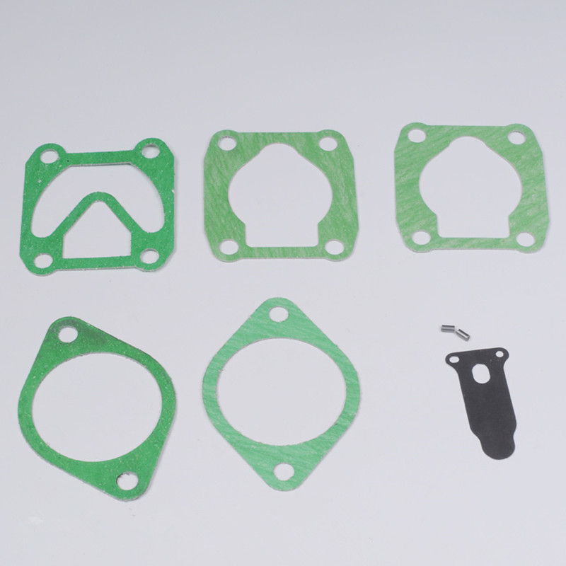 Paper Gasket Kit For Single Cylinder Compressor And Double Cylinder Twin Cylinder Dual Cylinder Compressor  2sets/lot