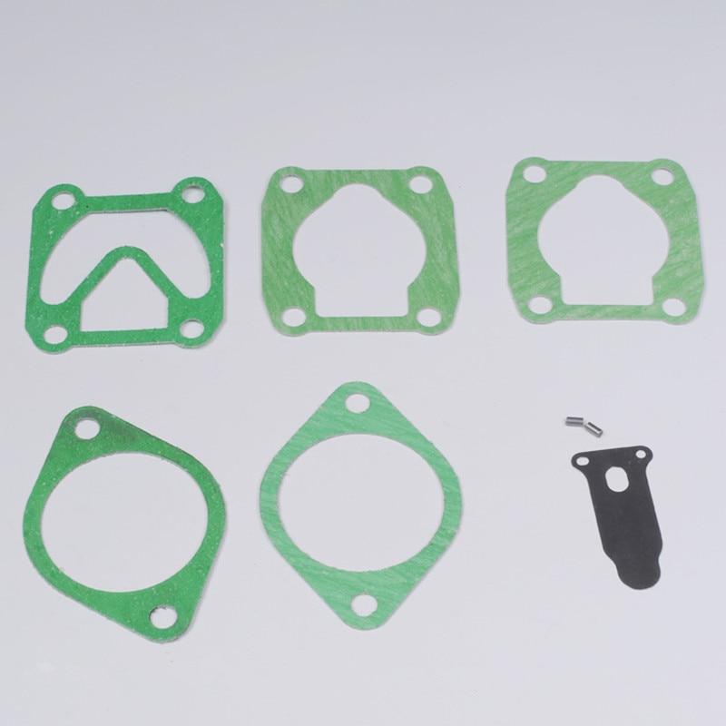 Papier Dichtung Kit Für Einzylinder Kompressor Und Doppel Zylinder Twin Zylinder Dual Zylinder Kompressor 2 Sätze/los Diversifizierte Neueste Designs