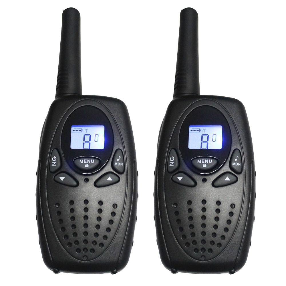 T628 1 Watt 2 καναλιών μεγάλης εμβέλειας οθόνη 2 δρόμων φορητό ασύρματο ραδιόφωνο CB ραδιόφωνο ζεύγος ραδιόφωνο επικοινωνιών PTT ενδοεπικοινωνία