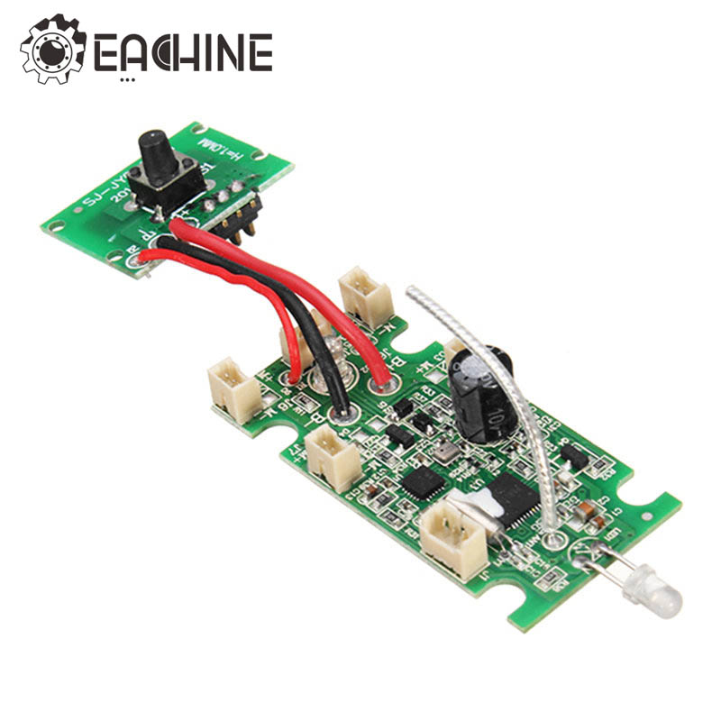 Eachine E58 RC Quadcopter Spare Parts Receiver Board with High Hold Mode Switch Board For Wifi FPV Replace Accessories пропеллеры eachine для e58 each 798063