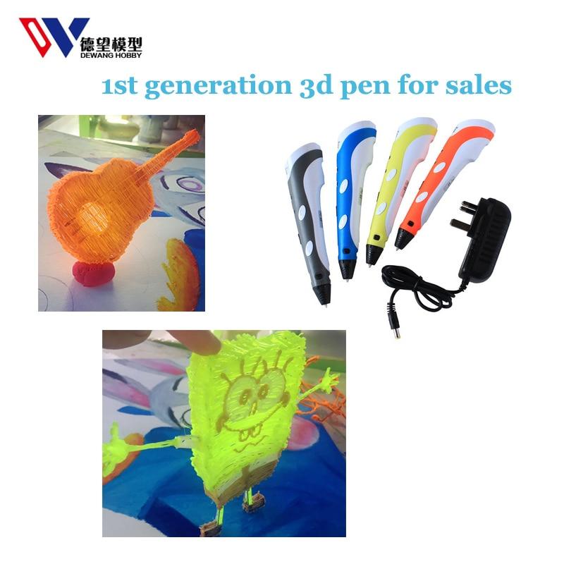 DEWANG 3D Qələm Yazı 1.75mm ABS Filament 3D Yazıcı Qələmi 3D - Ofis elektronikası - Fotoqrafiya 4