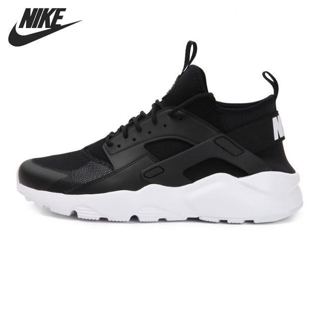 Original Nouvelle Arrivée 2018 NIKE HUARACHE COURENT ULTRA Hommes de  Chaussures de Course Sneakers