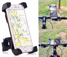 360 Degree Universal Motorcycle Bike Holder Bicycle Handlebar Mount Holder For Smartphone GPS Devices