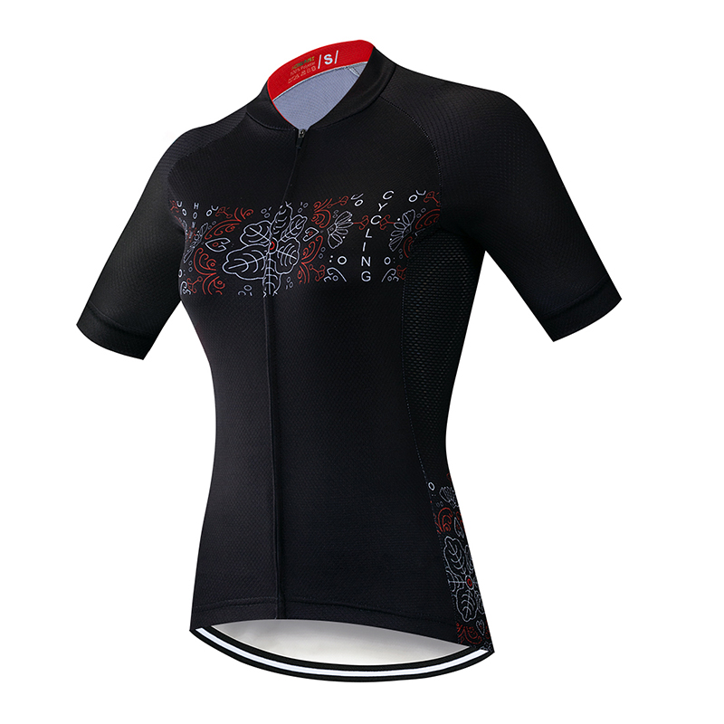 Girls's Summer time Quick Sleeve Biking Jersey Bicycle MTB bike Shirt Out of doors Sports activities ropa ciclismo mujer biking clothes Biking Jerseys, Low-cost Biking Jerseys, Girls's Summer time...