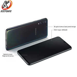 """Image 5 - New Samsung Galaxy A70 A7050 Mobile Phone 6.7"""" 6GB RAM 128GB ROM Snapdragon 675 Octa Core 20:9 Water Drop Screen NFC CellPhone"""