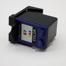 57/C6657A HP57 Cartuchos de Tinta Para HP 57 XL HP57XL Officejet 5610 6110 9650 9670 9680 y OTROS De Inyección De Tinta impresora