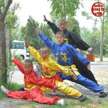 arts Suit Kids Chun