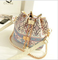 New 2016 Hot Canvas Bucket Bag Handbag Female Casual Canvas Shoulder Bag Cross- body Bags Women Messenger Bag Day Clutches X20-Y