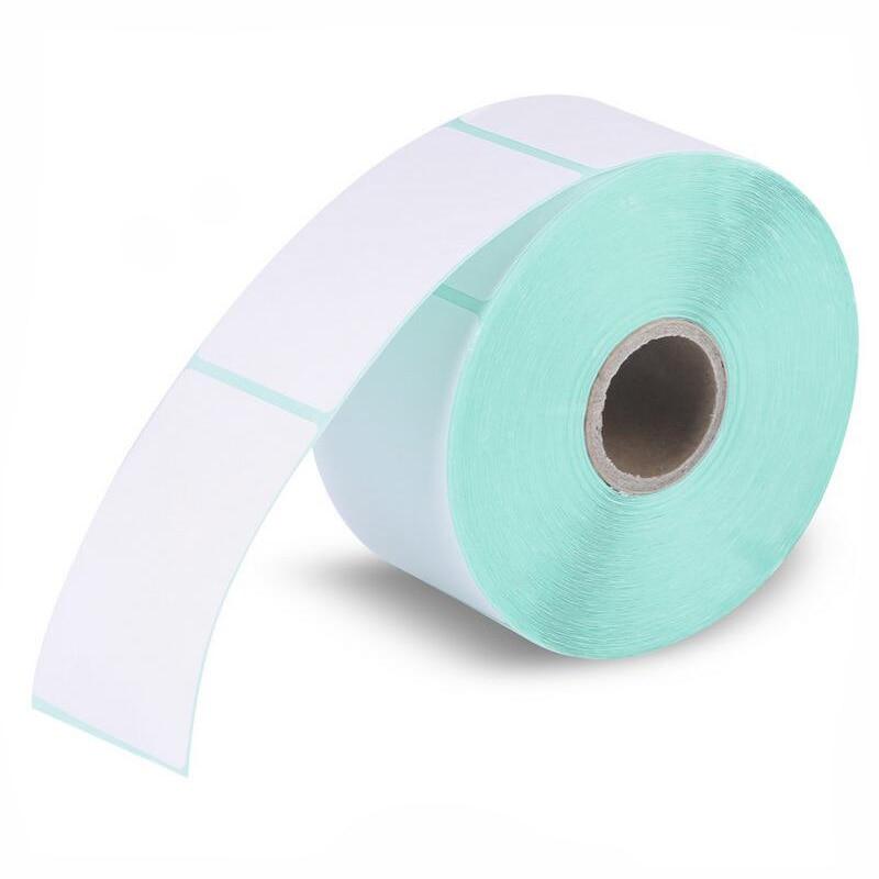 HPRT label thermal printing paper 40 60 640PCS Waterproof bar code printing paper Sticker label printing