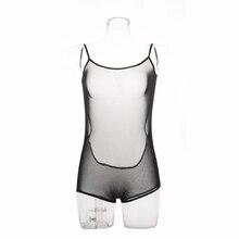 купить Charming Sexy Sleeveless Backless Women High Waist Bodysuit Exotic Smooth Touch Elastic Leotard Tops Beach Bodysuit по цене 105.51 рублей