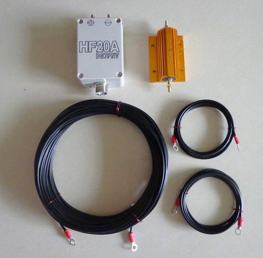 Nuevo HF20A 1,5 30 MHz banda completa de 100 W Antena de alambre de onda corta antenas de Radio Ham-in Amplificador from Productos electrónicos on AliExpress - 11.11_Double 11_Singles' Day 1