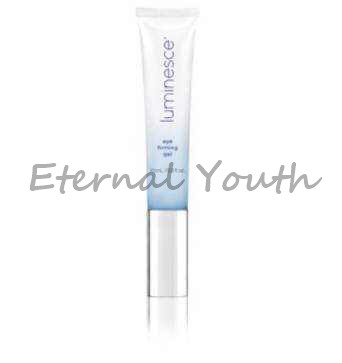 Jeunesse Luminesce Eye Firming Gel Anti Aging 10ml/0.3fl.oz Ageless Products Permanent Result New Generation jeunesse luminesce eye firming gel w permanent benefits 0 3 fl oz 10 ml