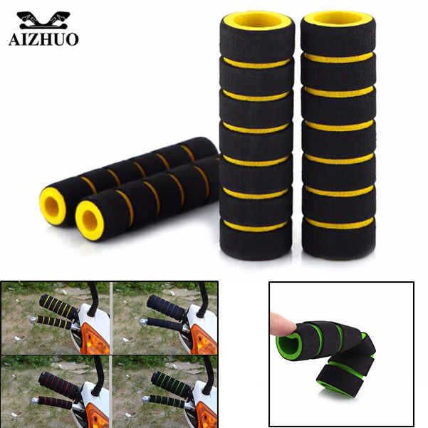 Accessories Handle Bar Grip Tubes Outdoor Foam Cover Racing Nonslip Motorcycle