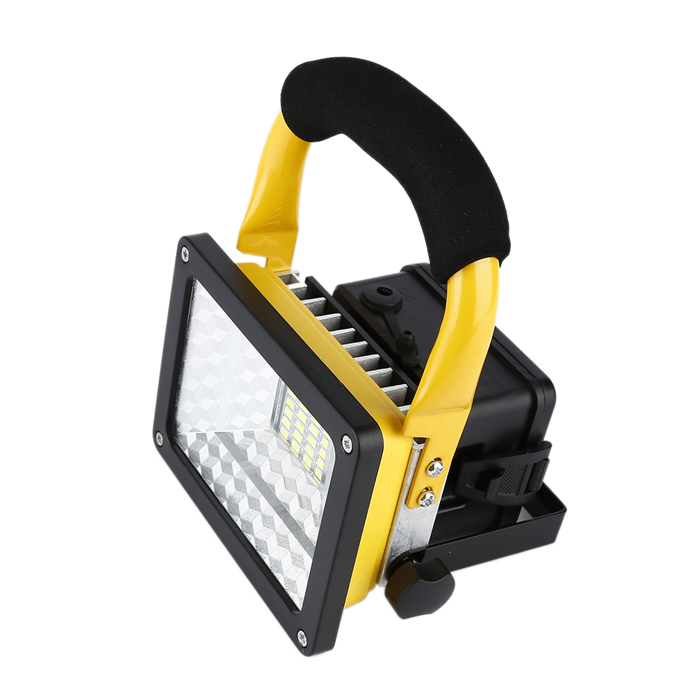 HTB1ePqexeuSBuNjy1Xcq6AYjFXaD - Waterproof 1000lm Rechargeable Flood Portable 220V Iron Outdoor Emergenency Light Garage Lamp Construction Site Spotlight