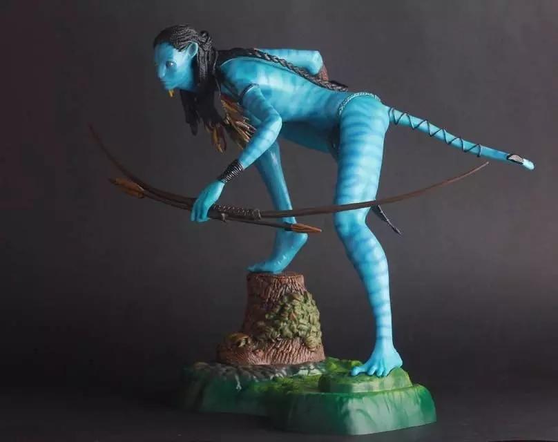 James Cameron/'s Movie Avatar 2 Jake Sully Assemble Crazy Toys Figure 50cm No Box