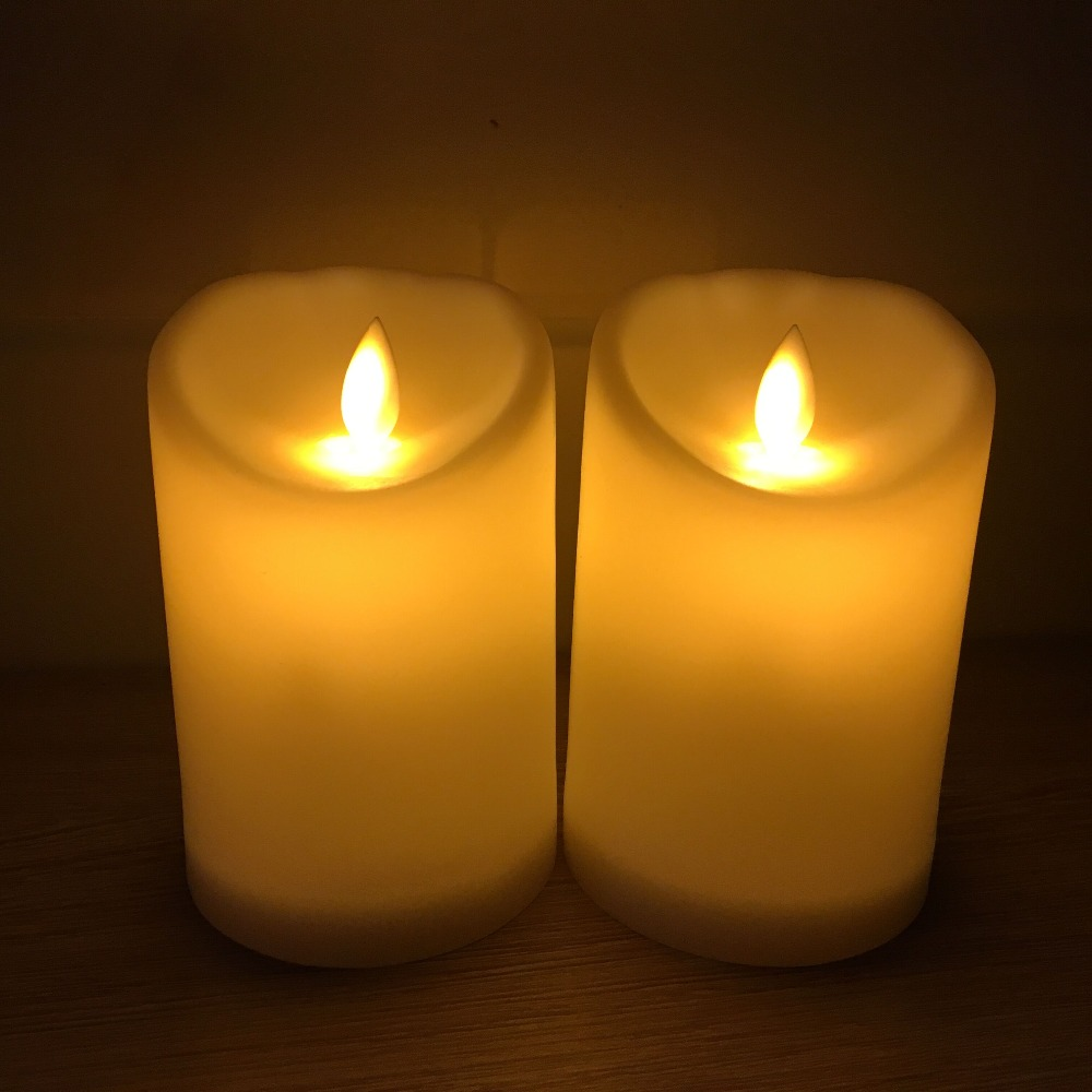 Multi Wick Candles Aliexpresscom Buy 2016 Plastic Led Candles D Wick Candles