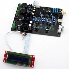 Soft-Control-Board AK4118 AK4495SEQ Receiver-Chip Dop-Dsd Performance Highest Finished