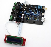 AK4495SEQ double and soft control board (finished) support DOP DSD, the latest highest performance receiver chip AK4118