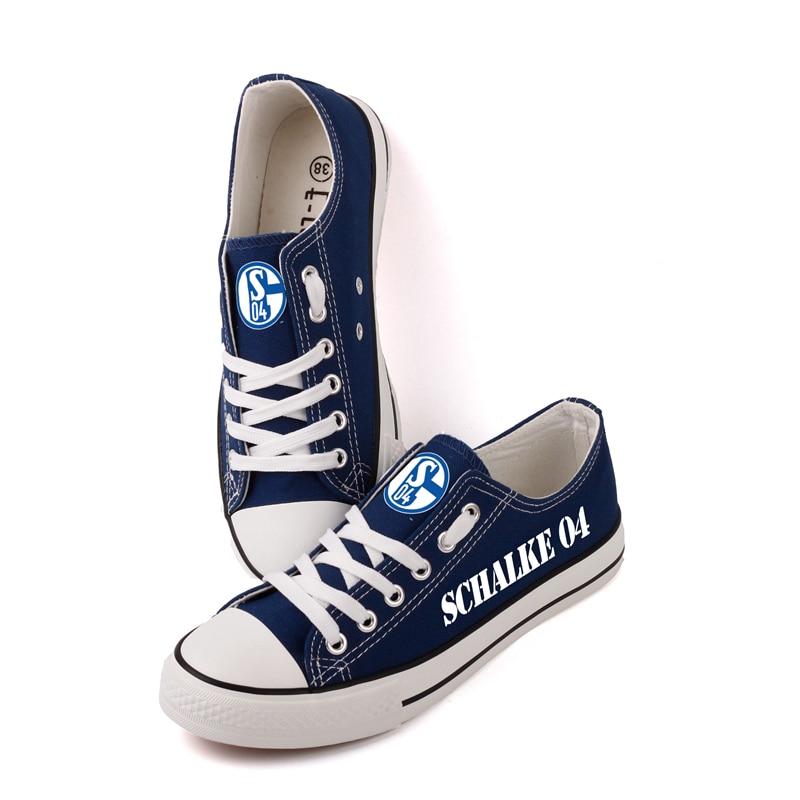 dfb65l Zapatillas Futebol Casuais Design Hot Sapatos T Personalizado Alemanha Equipe Sapatas Homens Impresso Alemão Fãs Baixos De Logotipo Alpercatas Da Lona RPRwqU