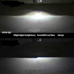 Image 5 - YUFANYA 3.0 Inch H7Q5 Bixenon Trốn Máy Chiếu Ống Kính Kim Loại Giá Đỡ Phù Hợp Với H7 Bóng Đèn Xenon Hid Xenon Bộ Đèn Pha Ô Tô miễn Phí Vận Chuyển