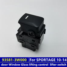 For Sportage door Window Glass lifting control  lifter switch 93575 1H000 369510 1000