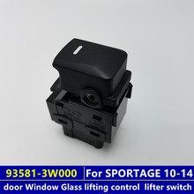 Per Sportage Finestra del portello di Vetro di sollevamento di controllo interruttore sollevatore 93575 1H000 369510 1000